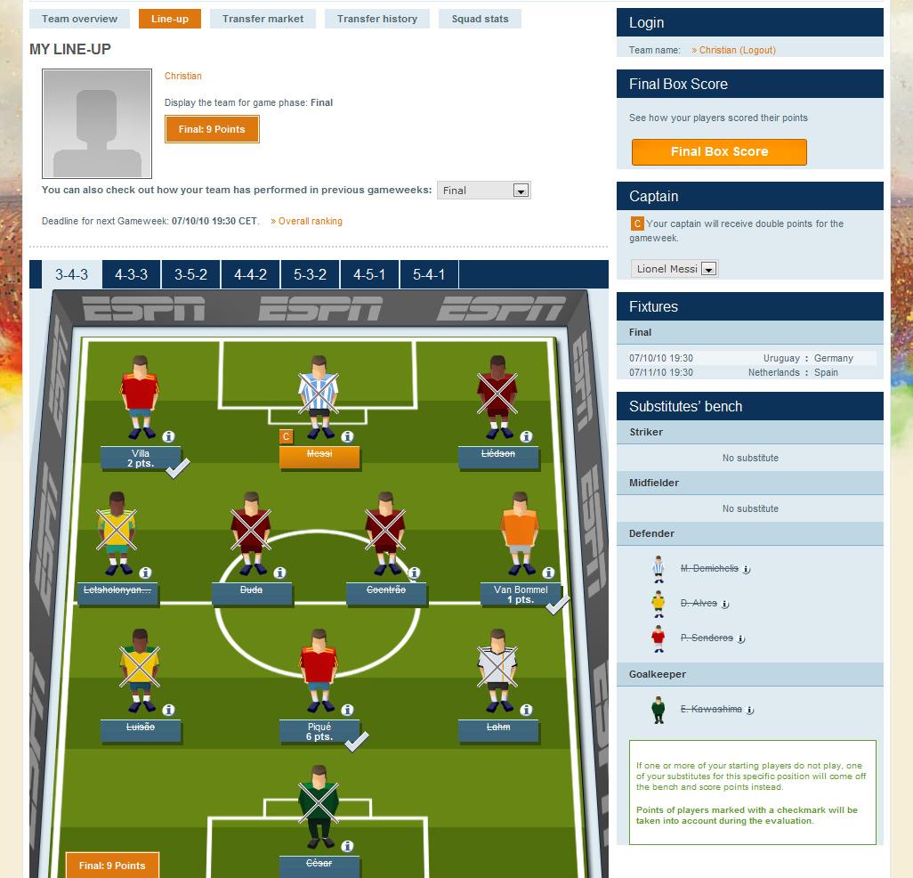 Soccernet