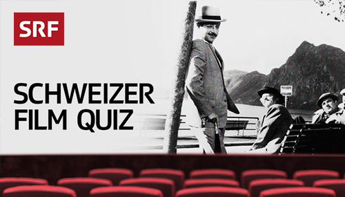 SRF - Swiss Movie Trivia game